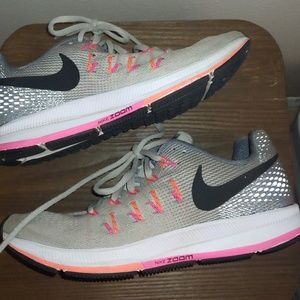 Nike Shoes - Nike Zoom Pegasus 33 Running Shoe Flywire